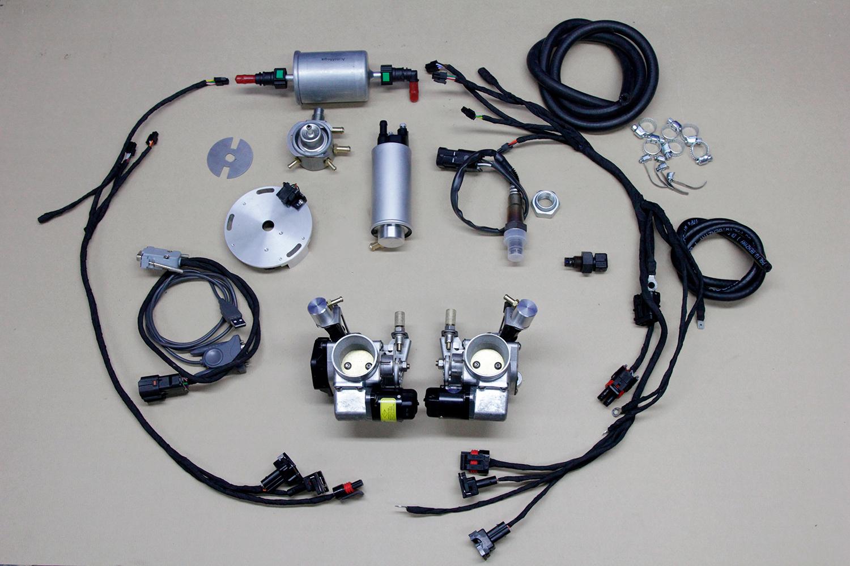 EFI kit Main Wiring Harness Ural on